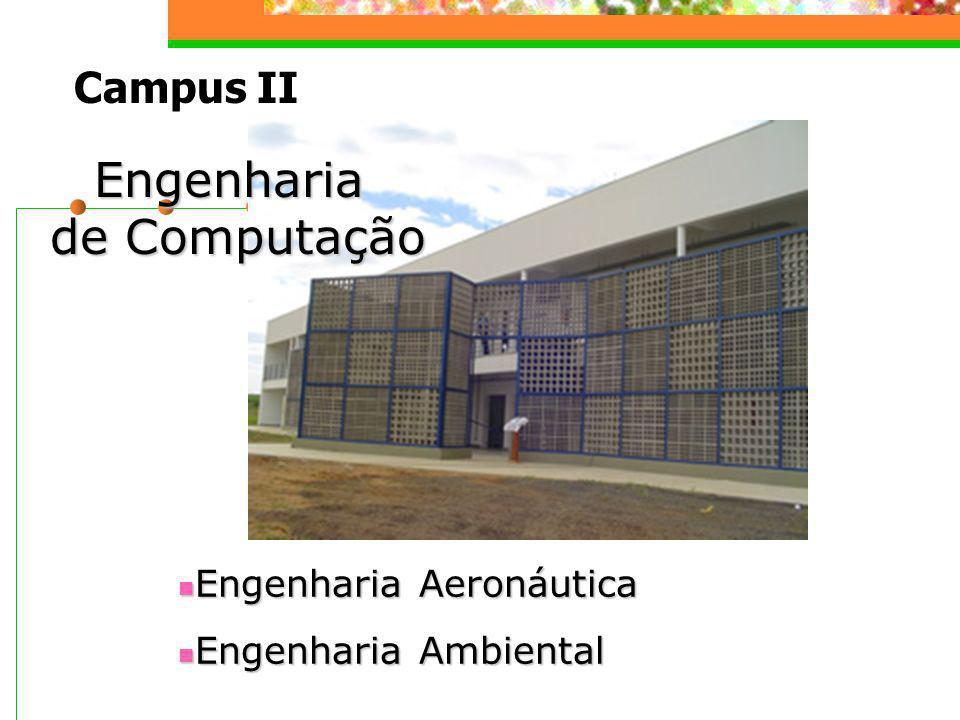 Engenharia de Computação Campus II Engenharia Aeronáutica