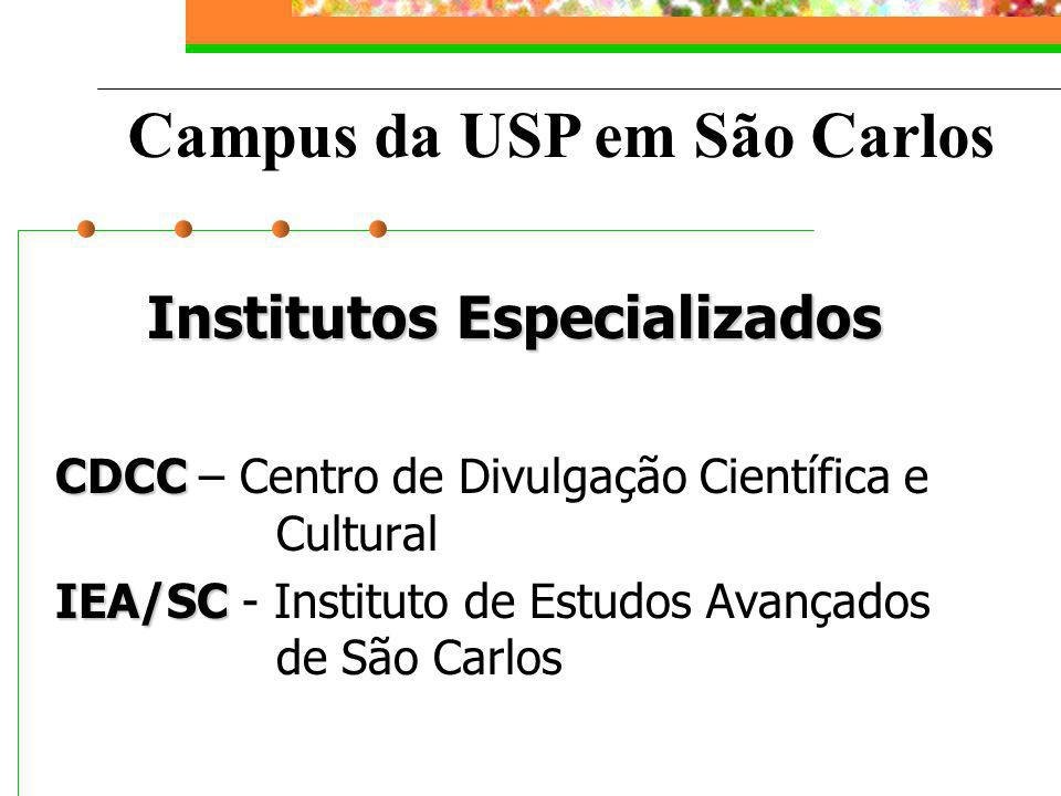 Institutos Especializados