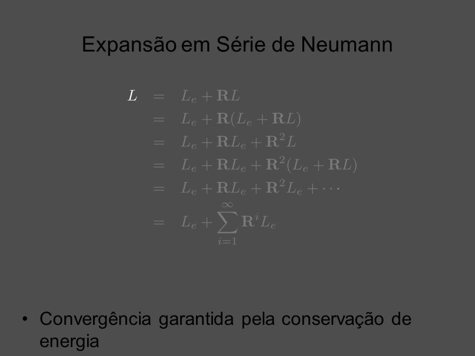 Expansão em Série de Neumann
