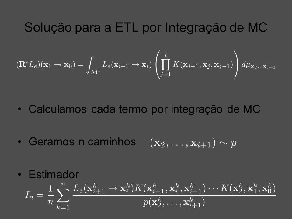 Solução para a ETL por Integração de MC