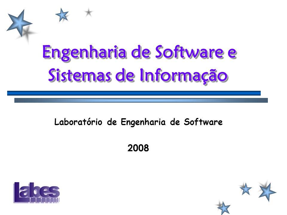 Engenharia de Software e Sistemas de Informação