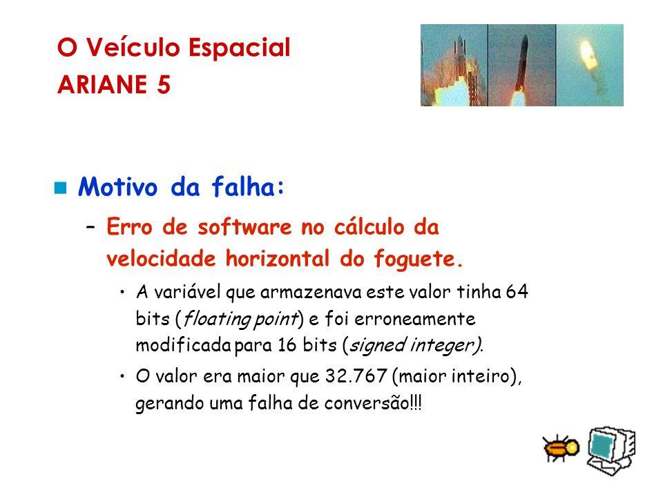O Veículo Espacial ARIANE 5
