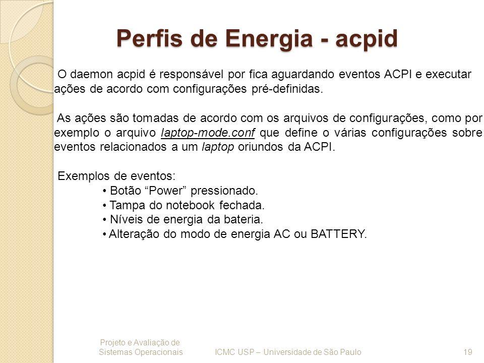Perfis de Energia - acpid