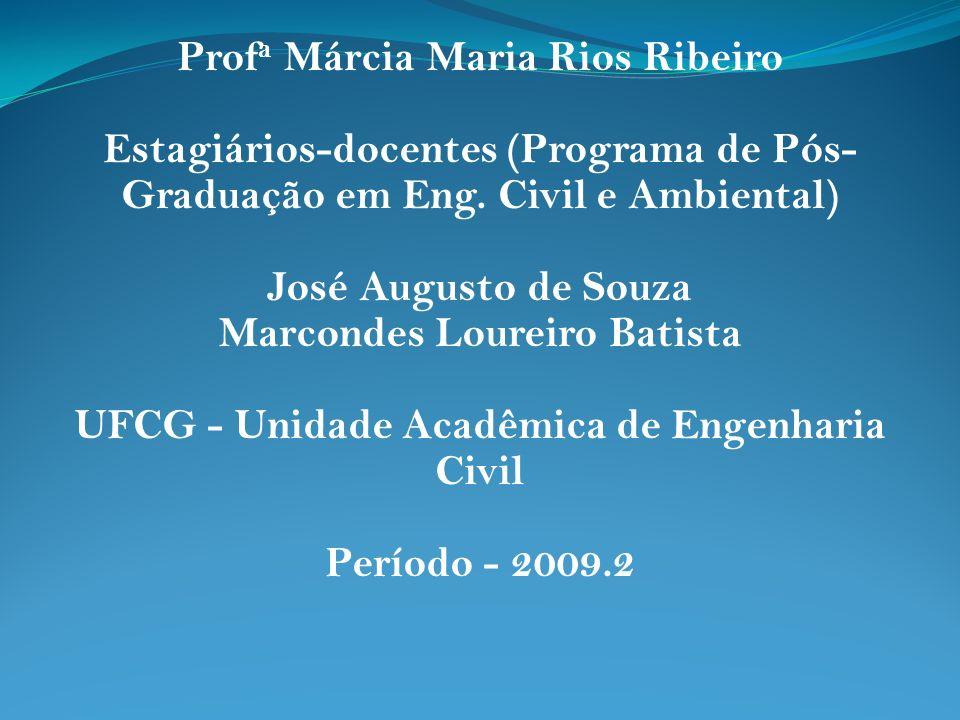 Profa Márcia Maria Rios Ribeiro