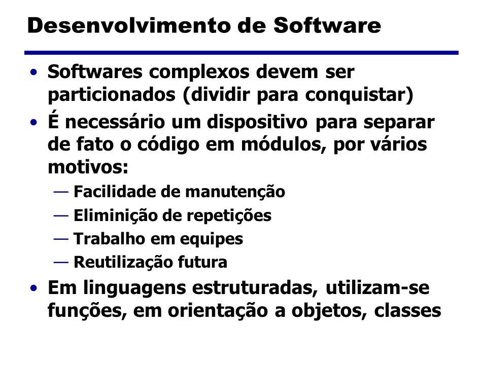 Desenvolvimento de Software