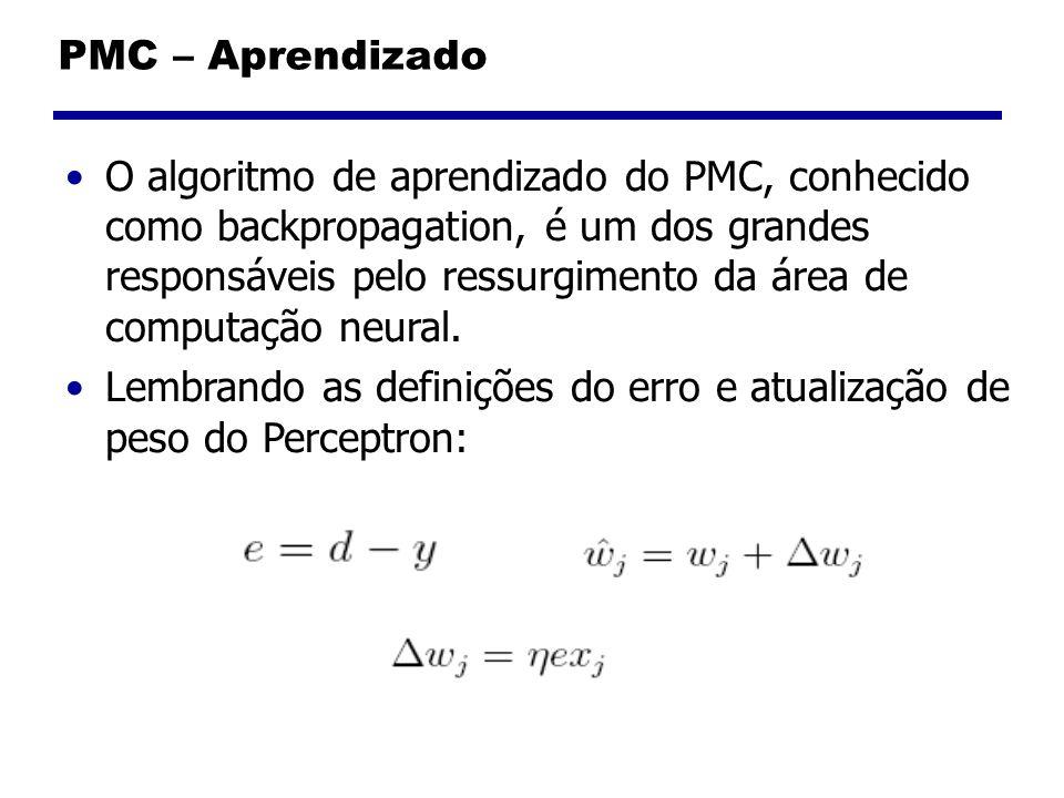 PMC – Aprendizado