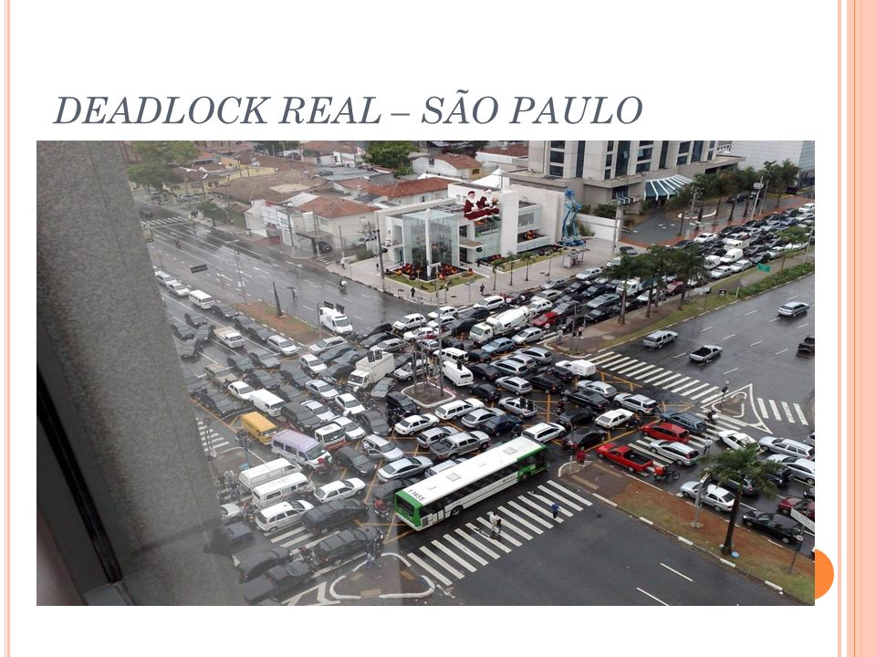 DEADLOCK REAL – SÃO PAULO