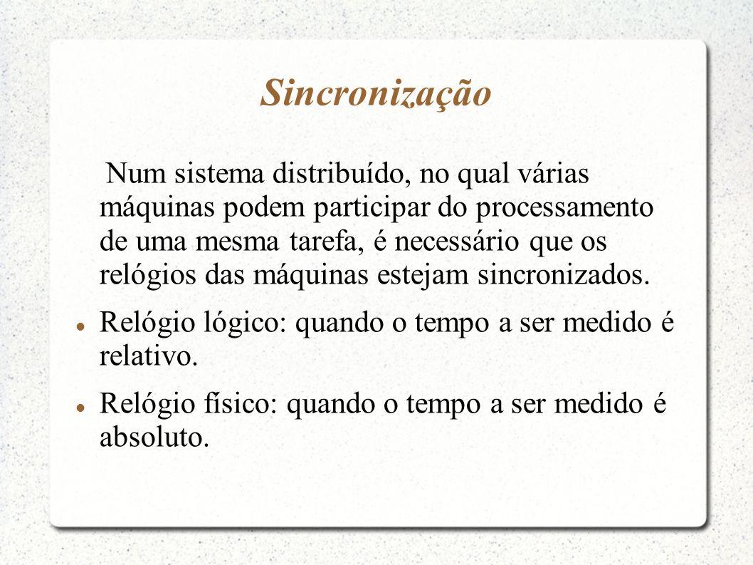 Sincronização