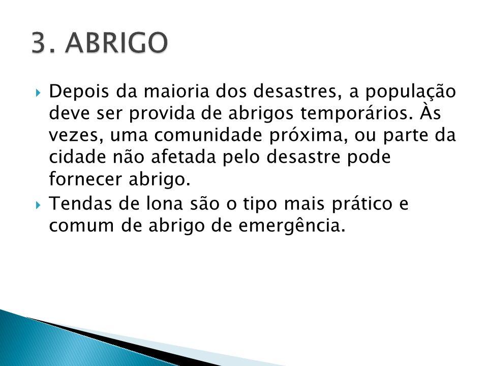 3. ABRIGO