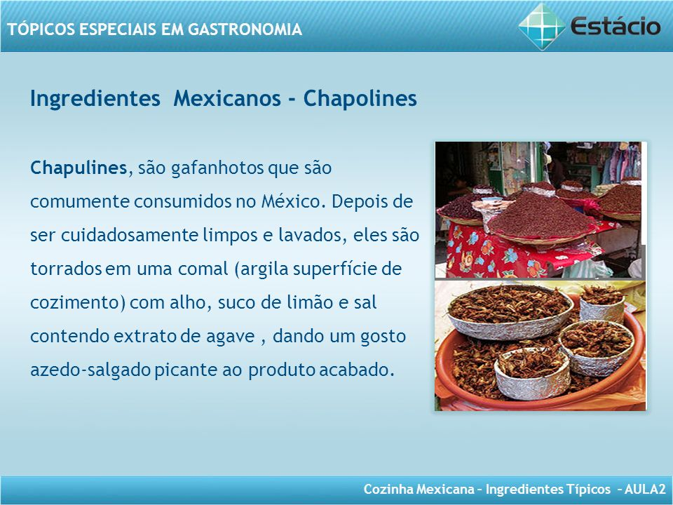 Ingredientes Mexicanos - Chapolines