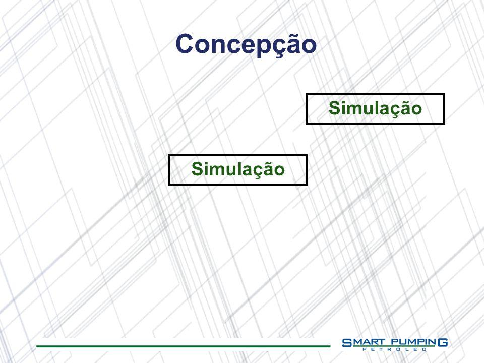 Concepção Simulação Simulação