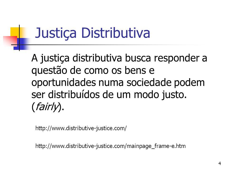 Justiça Distributiva