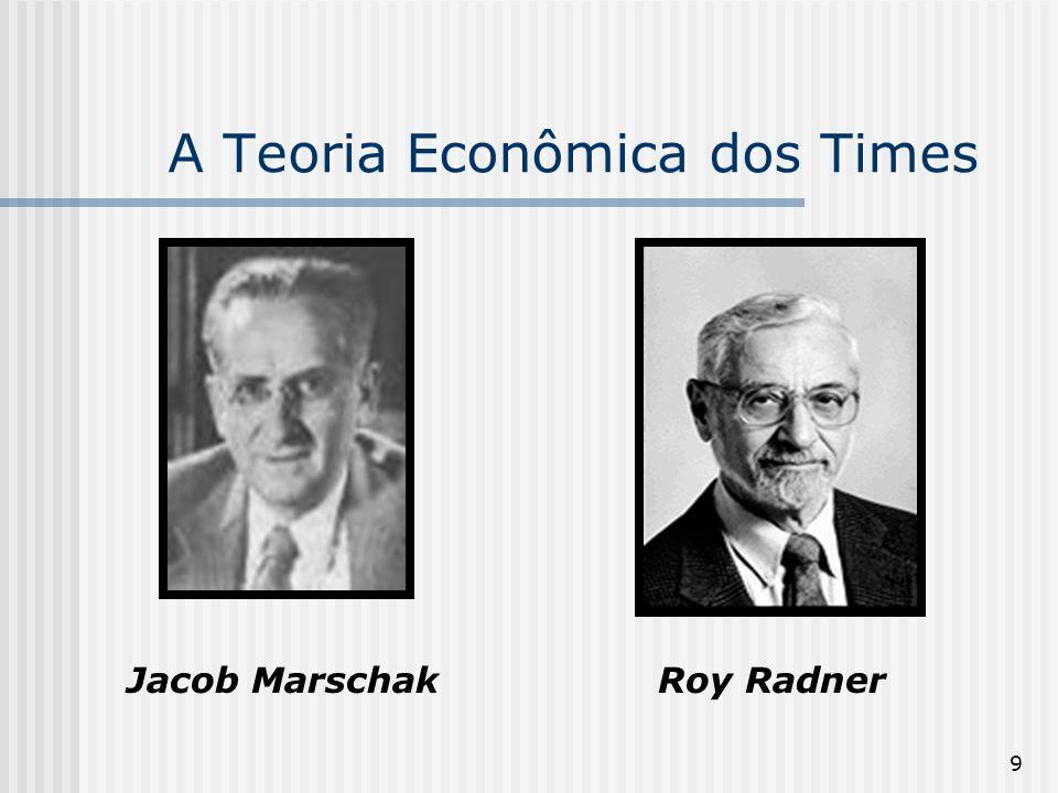 A Teoria Econômica dos Times