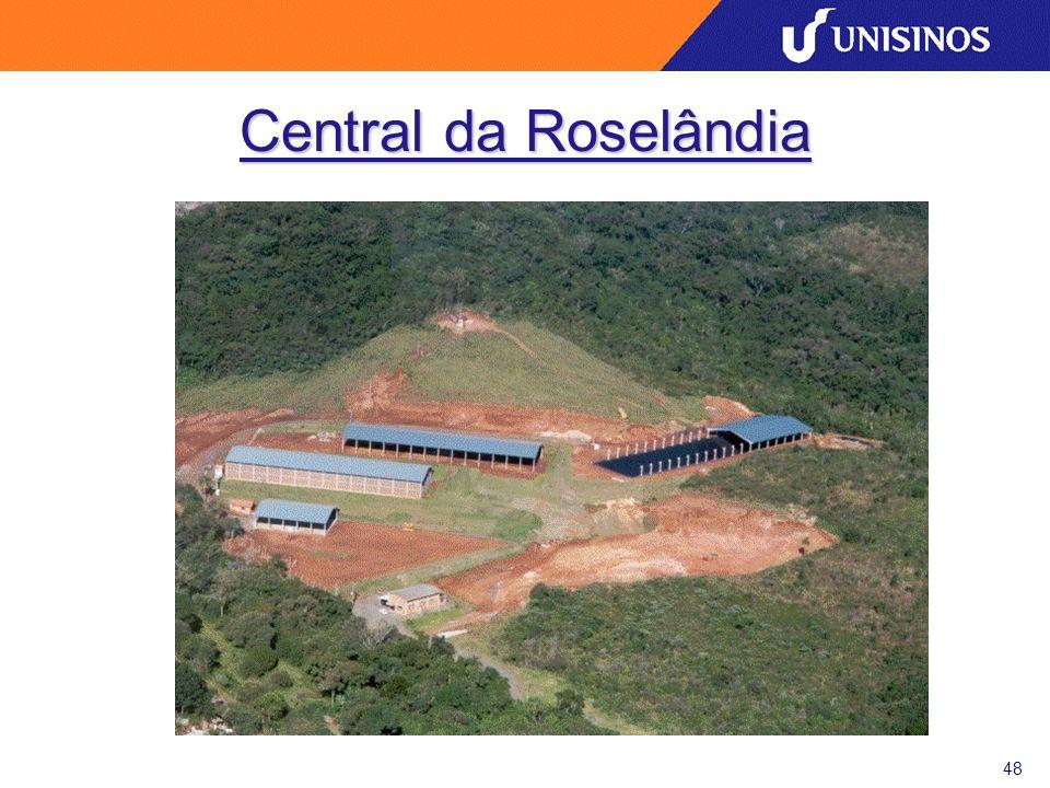 Central da Roselândia
