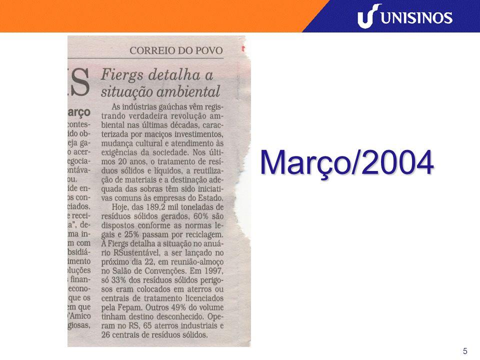 Março/2004