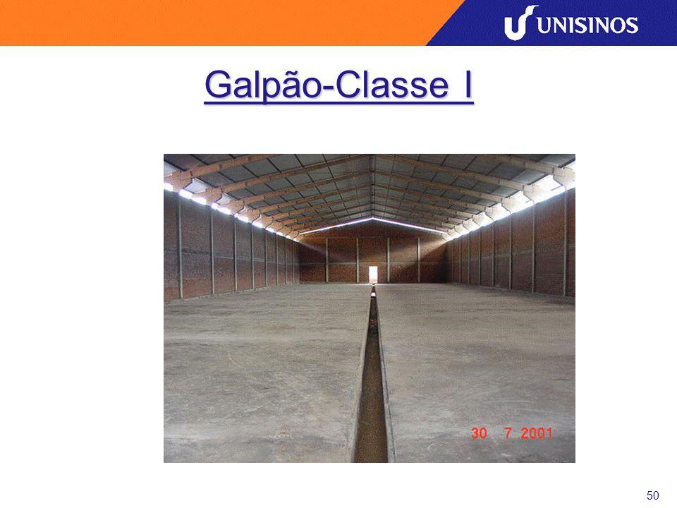Galpão-Classe I