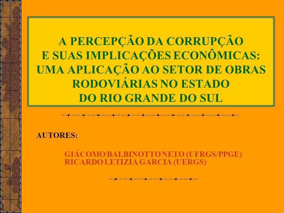 ECONOMIA DA CORRUPÇÃO 26/03/2017.