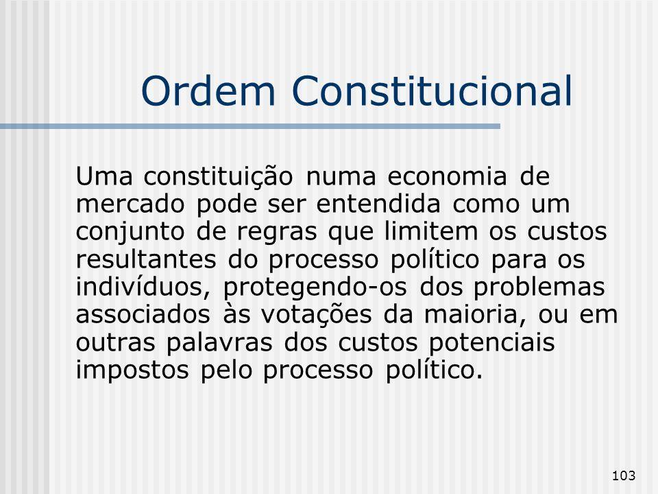 Ordem Constitucional
