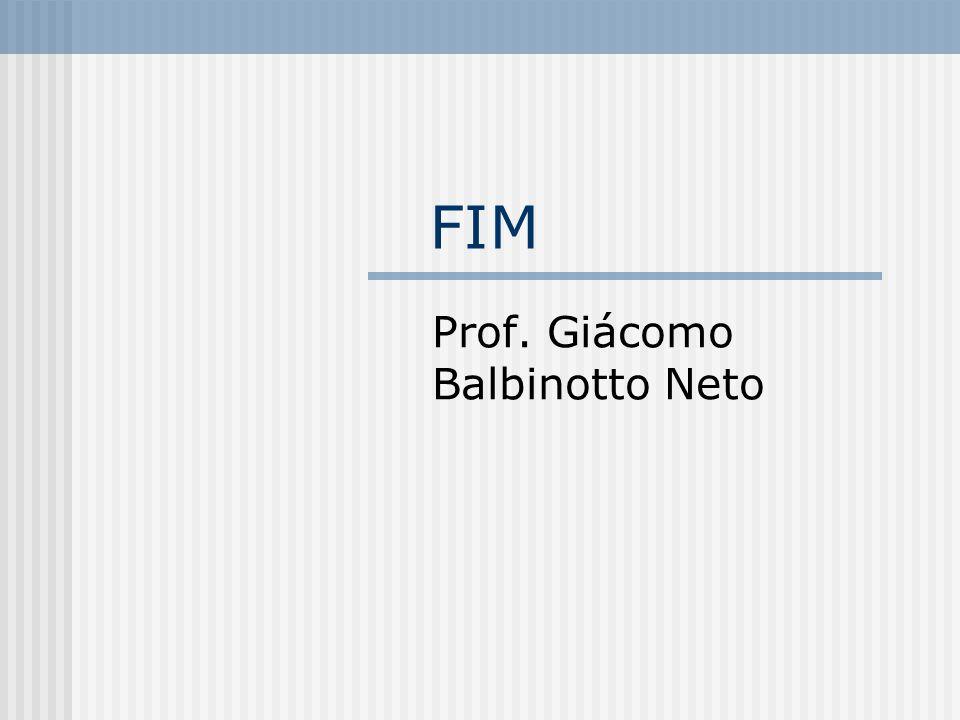 LAW & ECONOMICS: UMA INTRODUÇAO Prof. Giácomo Balbinotto Neto