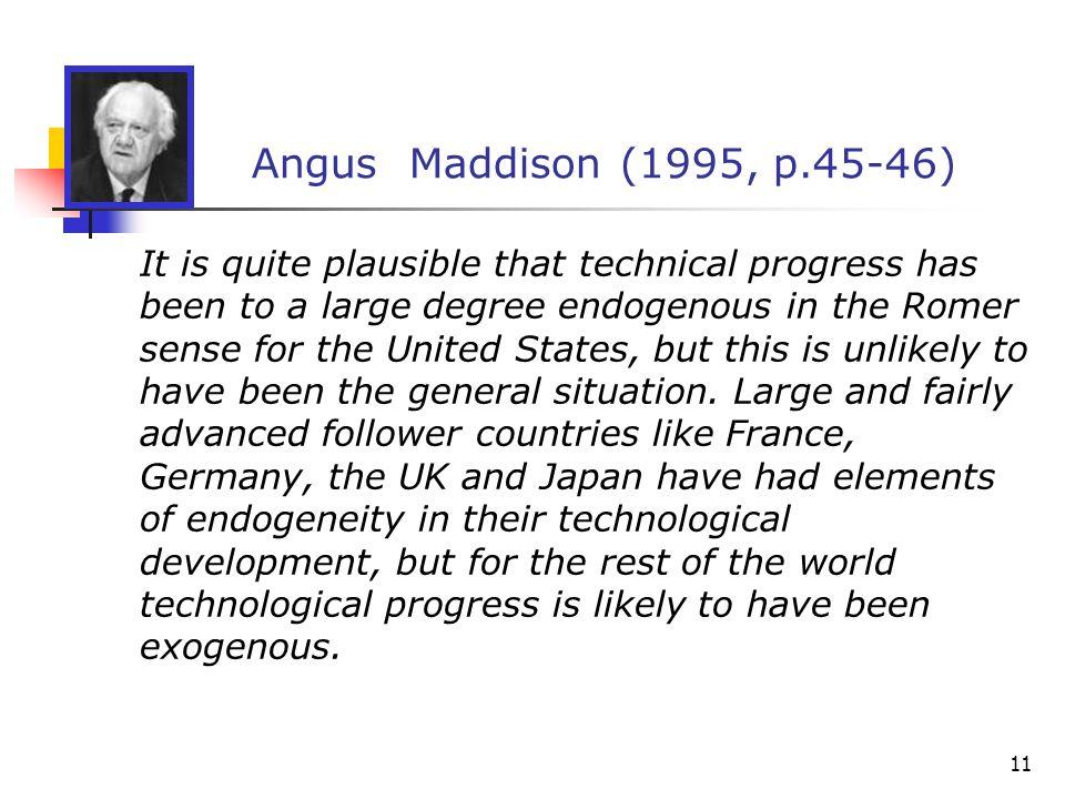 Angus Maddison (1995, p.45-46)