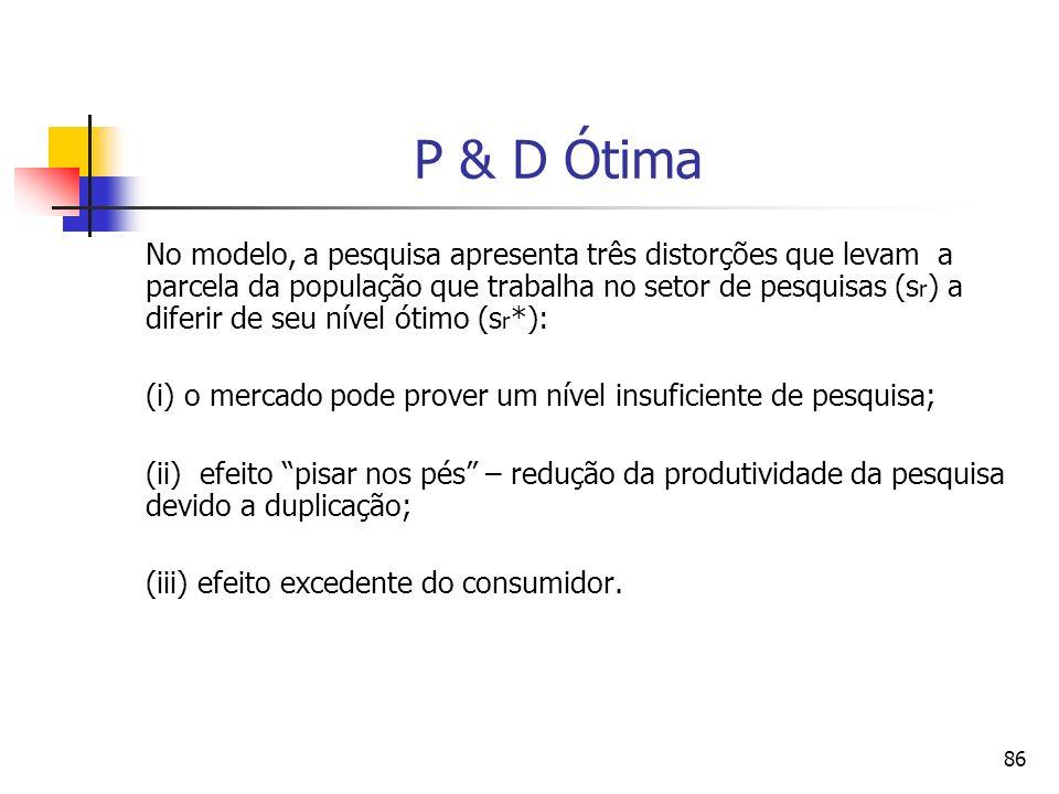 P & D Ótima