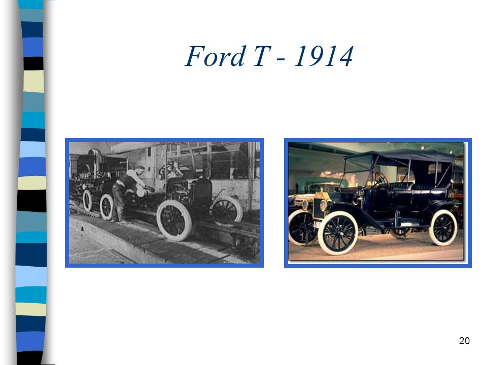 Ford T - 1914