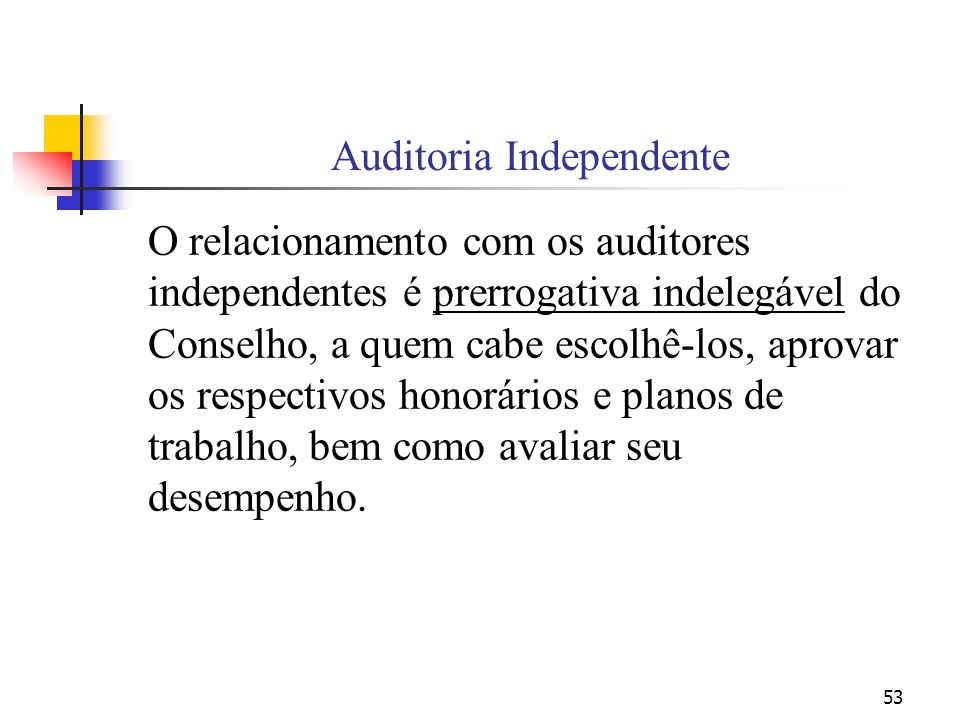 Auditoria Independente