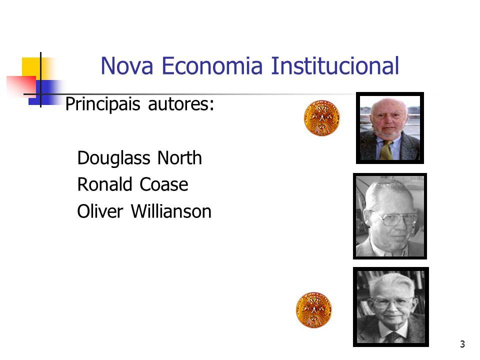 Nova Economia Institucional