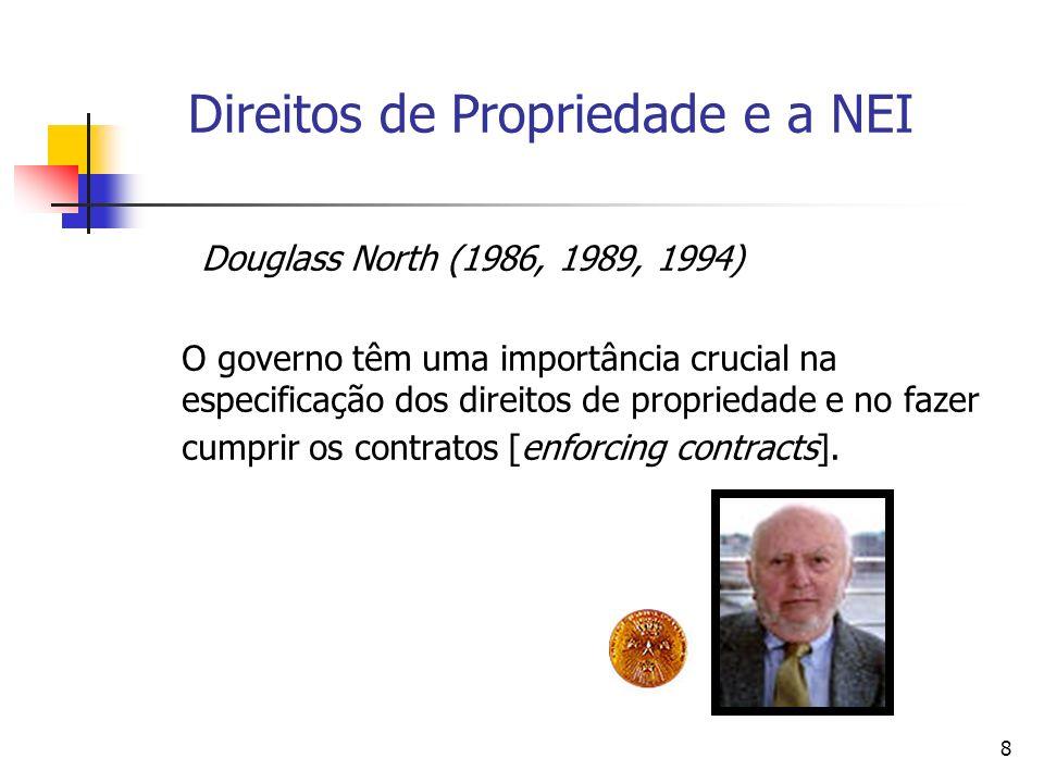 Direitos de Propriedade e a NEI