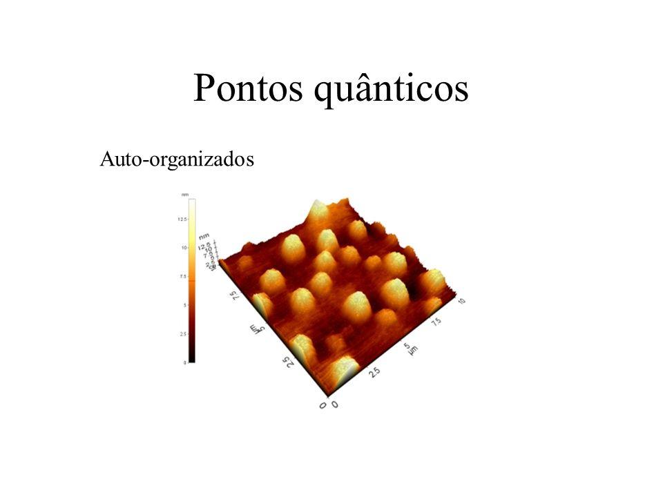 Pontos quânticos Auto-organizados