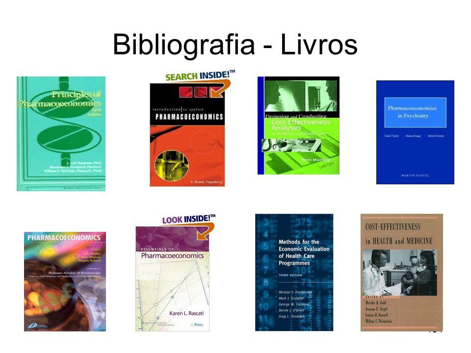 Bibliografia - Livros