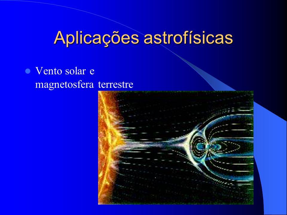 Aplicações astrofísicas
