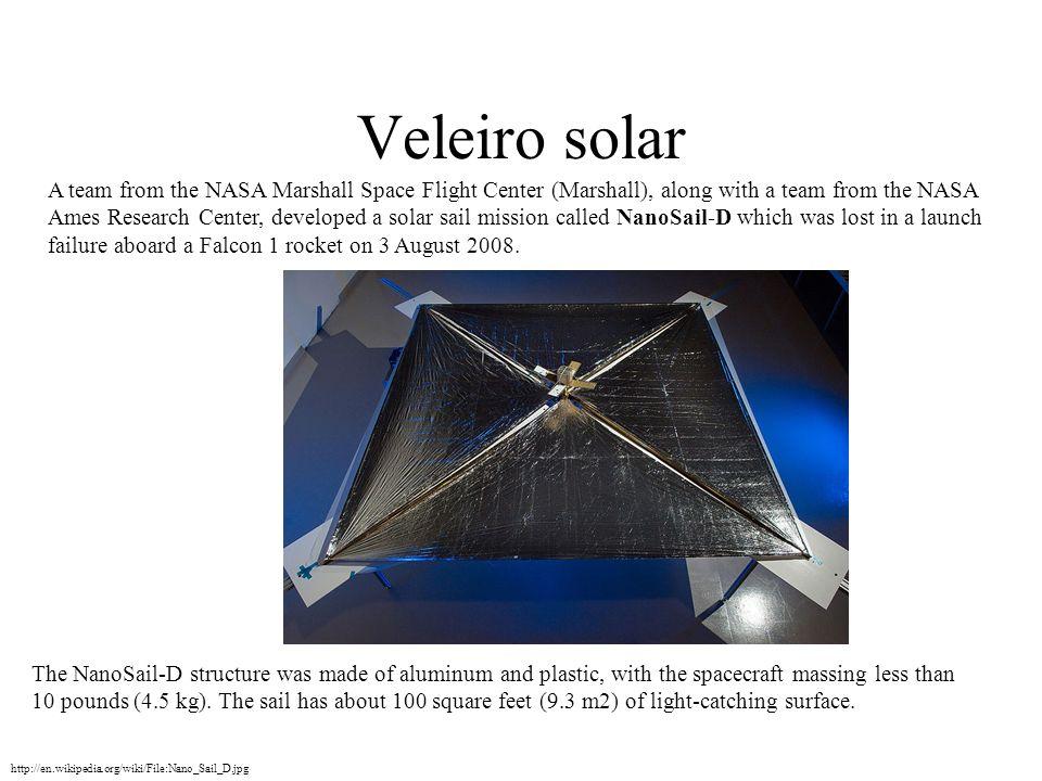 Veleiro solar