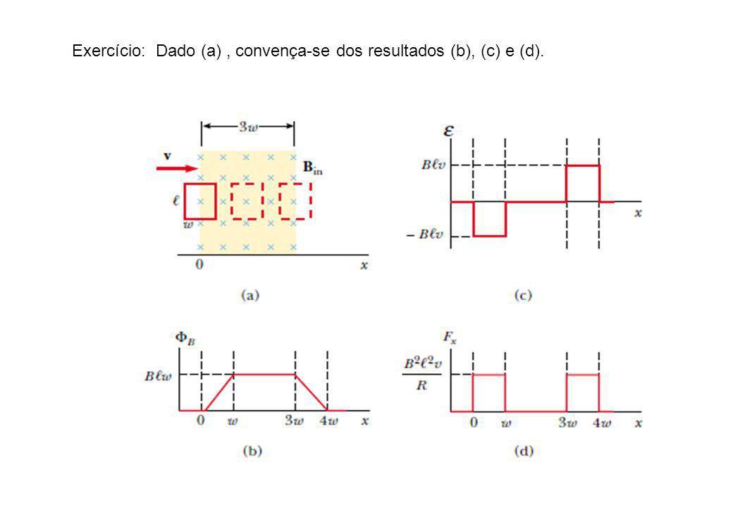 Exercício: Dado (a) , convença-se dos resultados (b), (c) e (d).