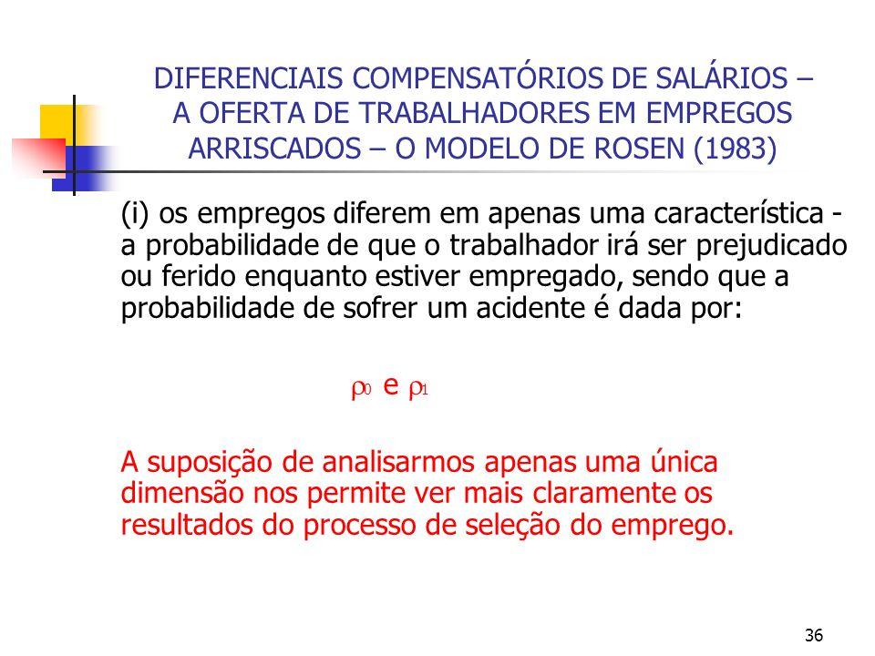 ECONOMIA DOS RECURSOS HUMANOS - NOTAS DE AULA