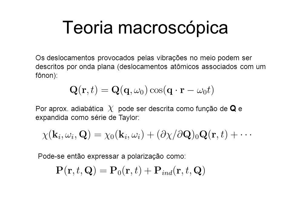 Teoria macroscópica