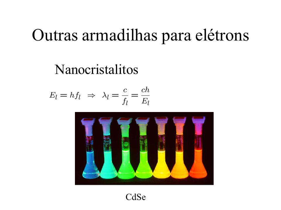 Outras armadilhas para elétrons