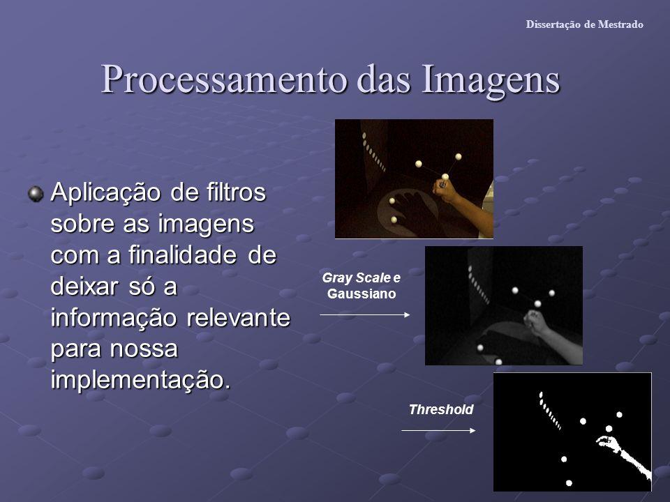 Processamento das Imagens