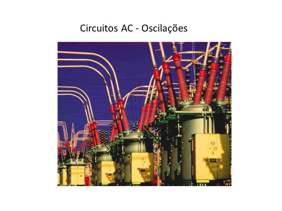 Circuitos AC - Oscilações