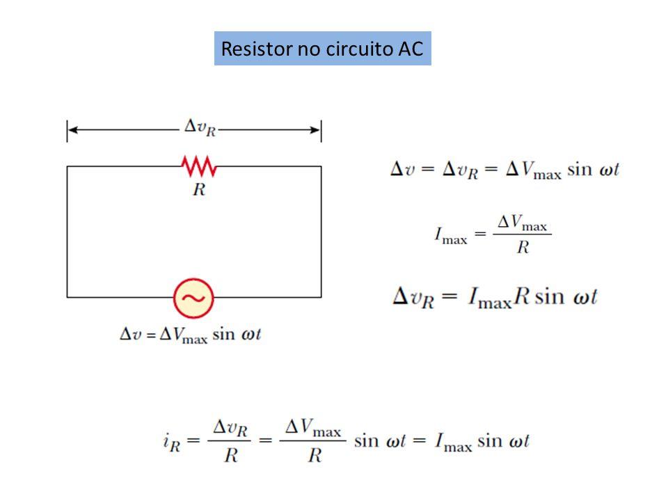 Resistor no circuito AC