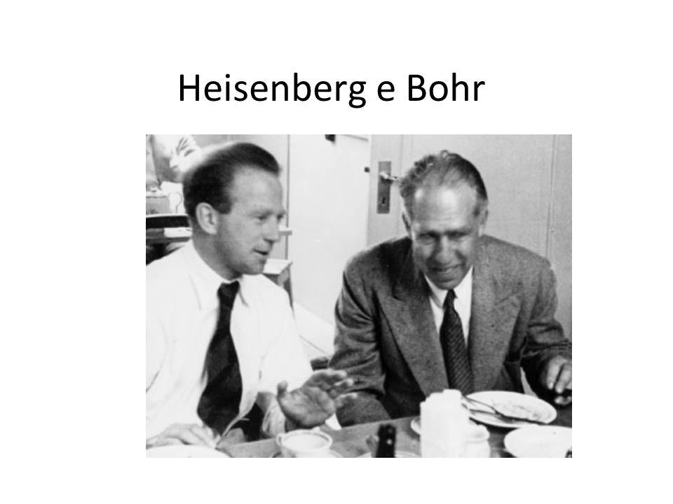 Heisenberg e Bohr
