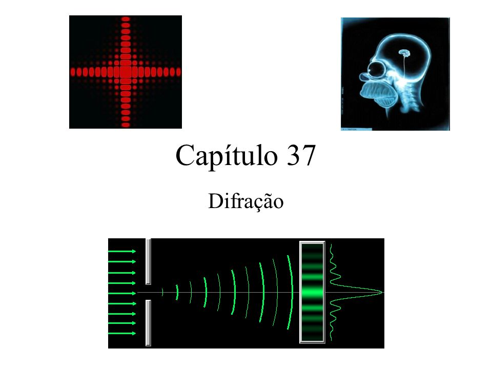 Capítulo 37 Difração