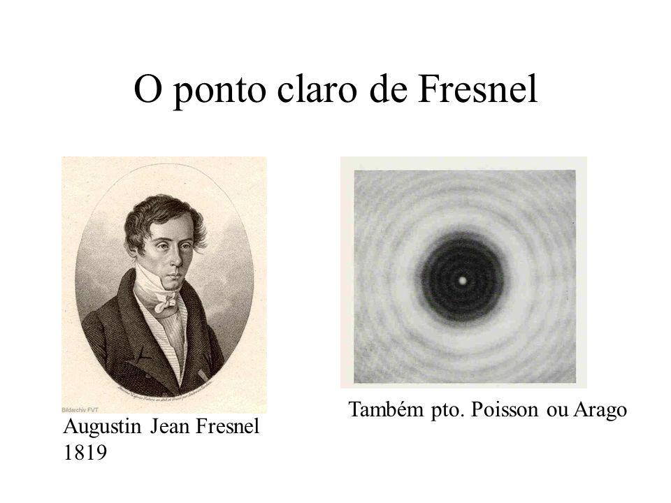O ponto claro de Fresnel