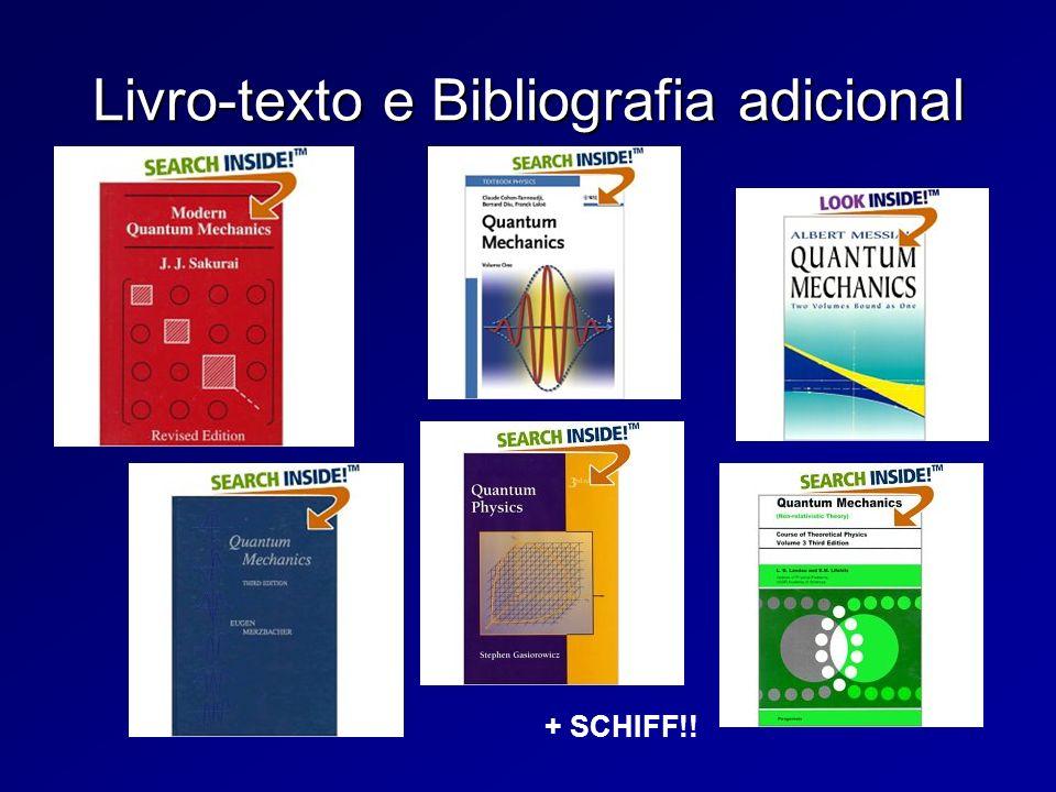 Livro-texto e Bibliografia adicional
