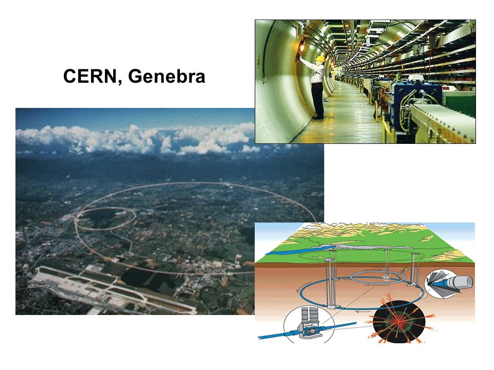 CERN, Genebra