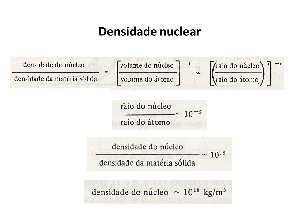Densidade nuclear
