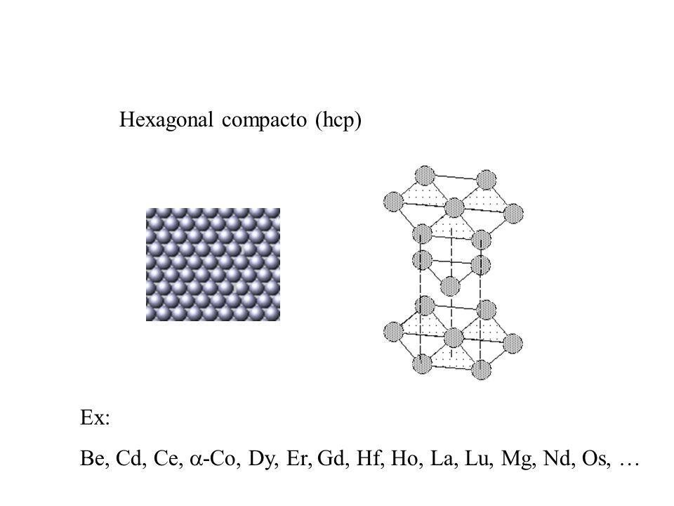 Hexagonal compacto (hcp)