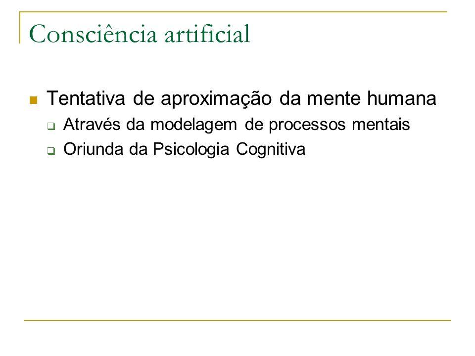 Consciência artificial