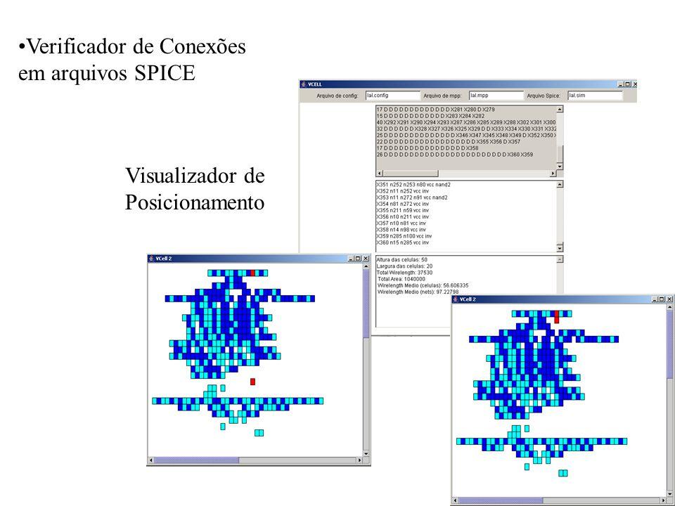 Verificador de Conexões em arquivos SPICE
