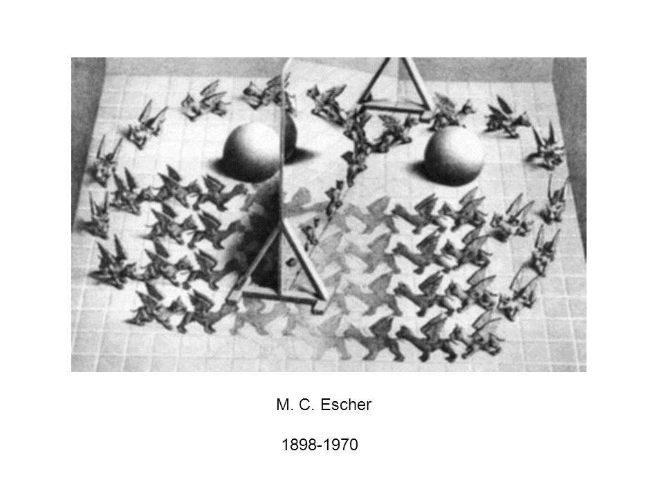 M. C. Escher 1898-1970